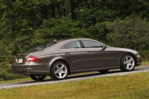 2010 Mercedesbenz Cls Class Conceptcarzcom