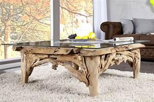 Table Basse Bois Flotté : mobilier exterieur bois flotte ~ Teatrodelosmanantiales.com Idées de Décoration