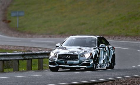 Q50 Software Update by 560 Hp Infiniti Q50 Eau Confirmed For Production Report