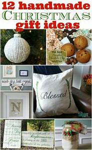 Handmade Christmas Gift Ideas For Everyone Your List