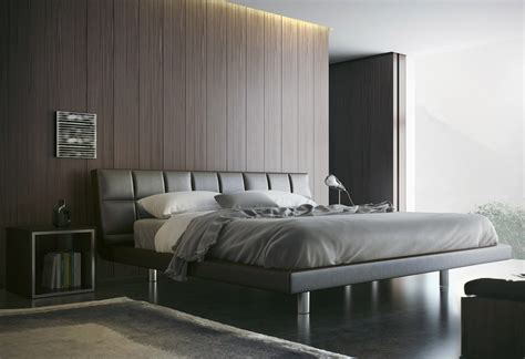 Sleek Bedrooms with Cool, Clean Lines