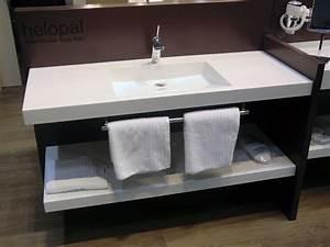 Waschbecken Mit Ablage : 82000 ablage unter dem waschtisch helopal waschtische ~ Lizthompson.info Haus und Dekorationen