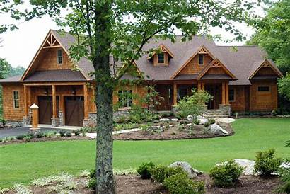 Rustic Mountain Plan Plans Square Sq Ft
