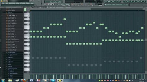 style    fl studio  chord melody