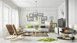 Scheibengardinen Wohnzimmer Modern : wohnzimmer modern einrichten 59 beispiele f r modernes innendesign ~ Markanthonyermac.com Haus und Dekorationen
