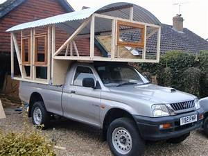 This Homemade Truck Camper Is a Work of Art