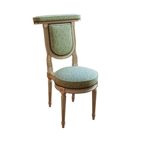 chaise style louis xvi moderne chaise à porter de style louis xvi louis xvi ateliers allot