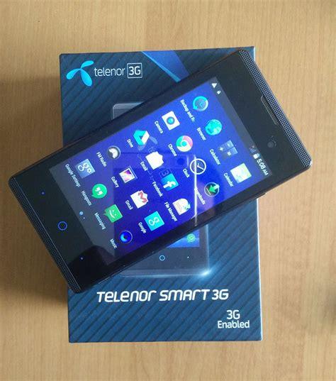 Telenor Smart 3G Review