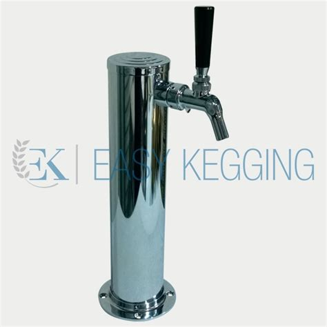 Perlick Tap Tower by Single Tower With Perlick Tap Easy Kegging