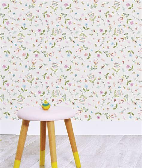 chambre b b papier peint papier peint chambre de fille systembase co