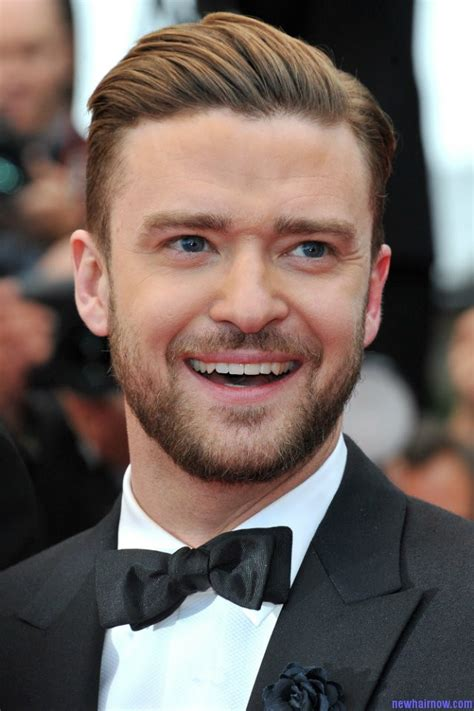 justin timberlake short hairstyle new hair now