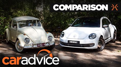 volkswagen beetle    comparison caradvice youtube