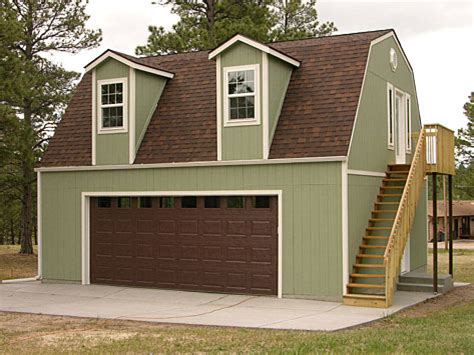 Tuff Shed Garage Barn With Living Quarters home tuff shed