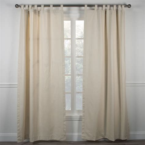 fireside insulated tab top curtains thermal curtain