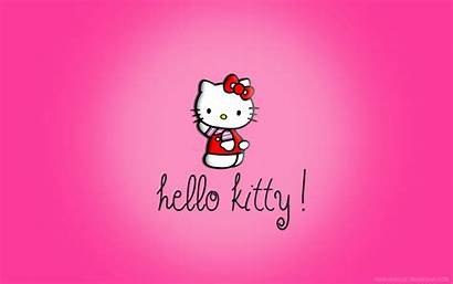 Kitty Hello Desktop Wallpapers Wallpapersafari Imagesci Cartoons