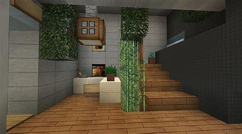 modern  sun residence luxury villa minecraft map