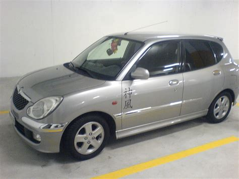 Daihatsu Sirion Picture by 1998 Daihatsu Sirion M1 Pictures Information And
