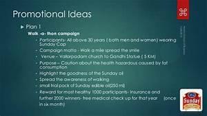 Promotional Ideas for Sun flower oil by Group RAAGA