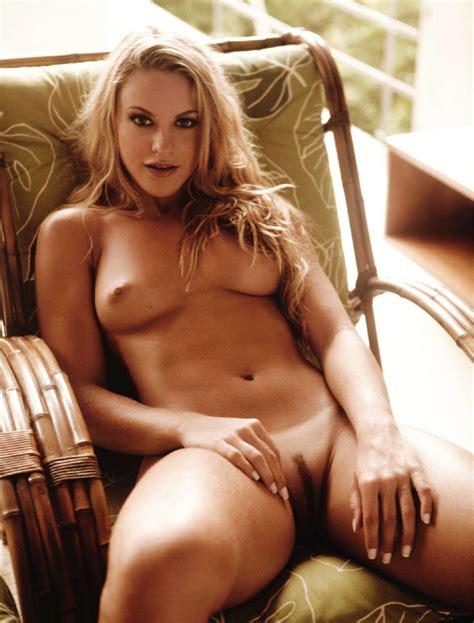 Naked Dany Giehl In Playboy Brasil