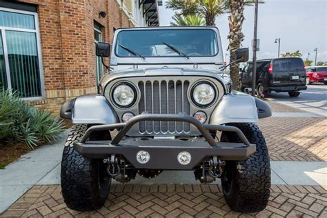 sale restored  jeep cj  velocity restorations