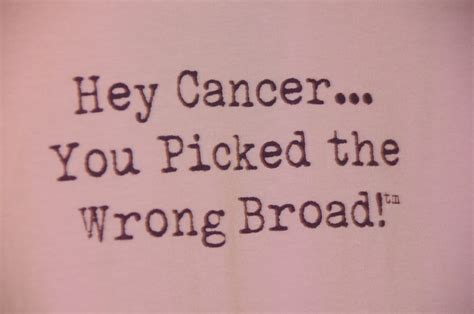 funny fighting breast cancer quotes