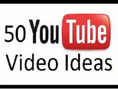 Youtube Video Ideas - ...