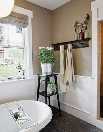 taupe bathroom cottage bathroom apartment therapy