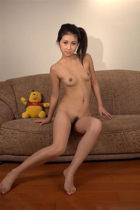Unknown Amateur Asian Model Shows Off Her Petite Body