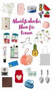 Weihnachtsgeschenke Für Die Frau : adventskalender geschenkideen f r frauen kreativfieber shoppingtipps und geschenkideen ~ Buech-reservation.com Haus und Dekorationen
