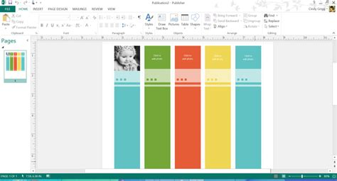 Microsoft Publisher Templates Free by Microsoft Publisher Templates Doliquid