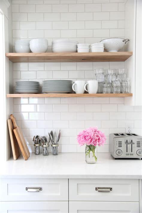 kitchen open shelves ideas 26 kitchen open shelves ideas decoholic