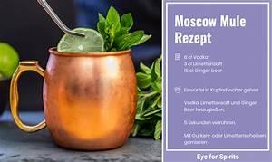 Moscow Mule Gin : wie du einen perfekten moscow mule zubereitest eye for spirits ~ Orissabook.com Haus und Dekorationen