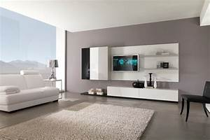 Modern, Black, And, White, Furniture, For, Living, Room, From, Giessegi