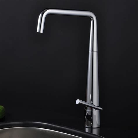 contemporary brass kitchen faucet 0725 faucets shop