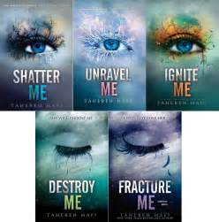 Shatter Me Book Series