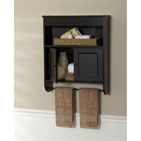 Walmart Bathroom Wall Cabinets by Zenith Products Espresso Wall Cabinet Espresso Walmart