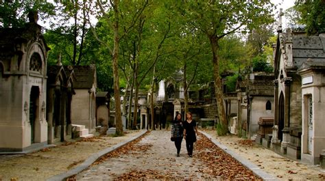 pere la chaise if headstones could pondering at père