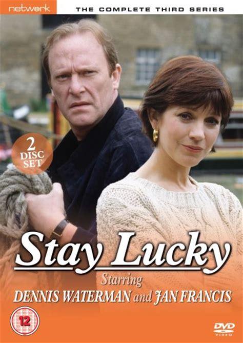 stay lucky complete series  dvd zavvicom