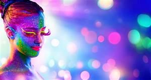 Maquillage Fluo Visage : maquillage fluorescent claire 39 s ~ Farleysfitness.com Idées de Décoration