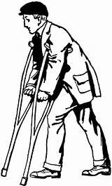 Crutches Clipart Boy Leg Broken Clip Drawing Cast Library Sad Etc Cliparts Any Djart Dog Pony Usf Edu Medium sketch template