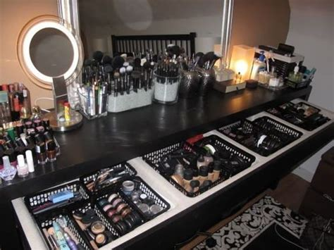 Makeup Station (malm Dressing Table From Ikea?)