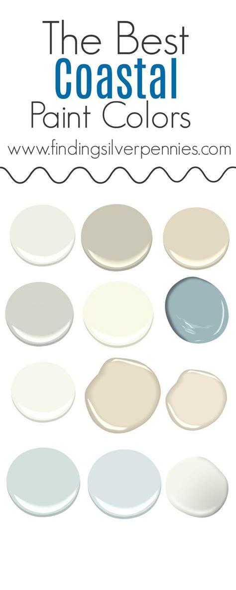 best 25 coastal paint colors ideas on coastal
