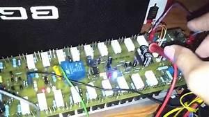 Apex H B Tef V2 Power Amp Tes Load 3 Ohm Voltage 114vac
