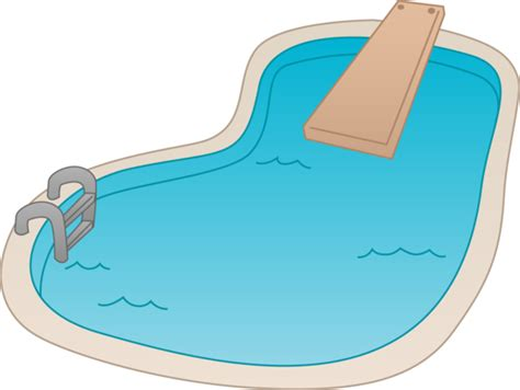 swimming pool clipart best