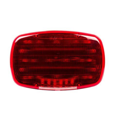 led warning lights blazer international warning light 6 1 4 in led