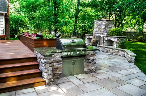 outdoor kitchens  bars moscarino outdoor creations