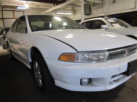 Mitsubishi Galant 2001 Parts by Parting Out 2001 Mitsubishi Galant Stock 120104 Tom