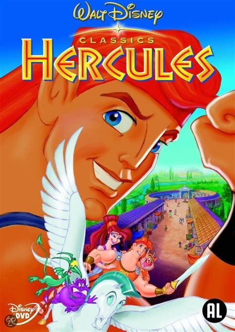 Kleurplaten Disney Hercules.Hercules Dvd Kichijoji Eikaiwa Info