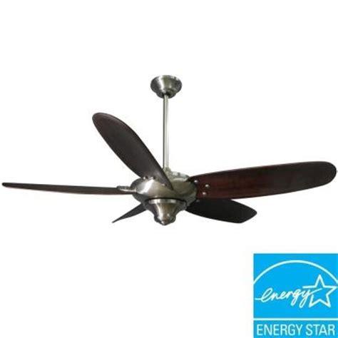 Altura 56 Inch Ceiling Fan Light Kit by Hton Bay Altura 56 In Brushed Nickel Ceiling Fan 69156