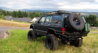 Off Road Jeep Cherokee Xj
